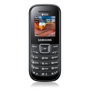 Мобильный телефон Samsung GT-E1202ZWISKZ White