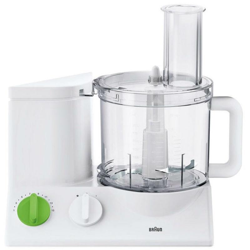 Кухонный комбайн Braun FP 3010 White