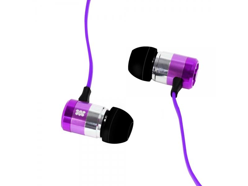 Наушники Promate Galante Purple
