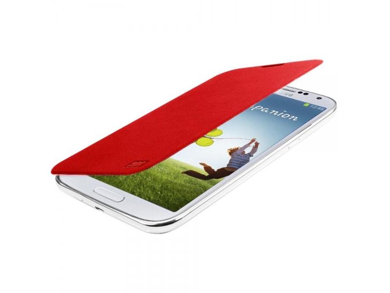 Чехол для мобильного телефона Promate SANSA-S4 (00006628) Red