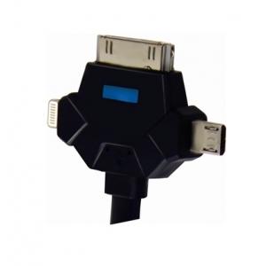 Зарядное устройство Promate Unicable-2 Black