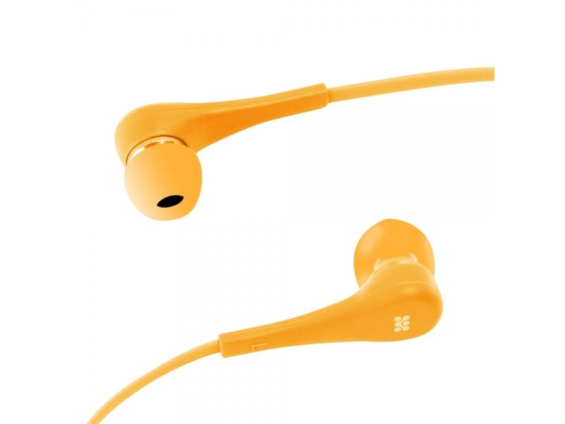 Наушники Promate Symphonia Orange