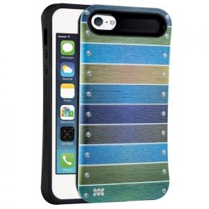 Чехол для мобильного телефона Promate SLAB-I5 (00006538) Blue