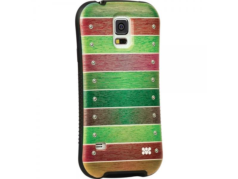 Чехол для мобильного телефона Promate SLAB-S5 (00006607) Green