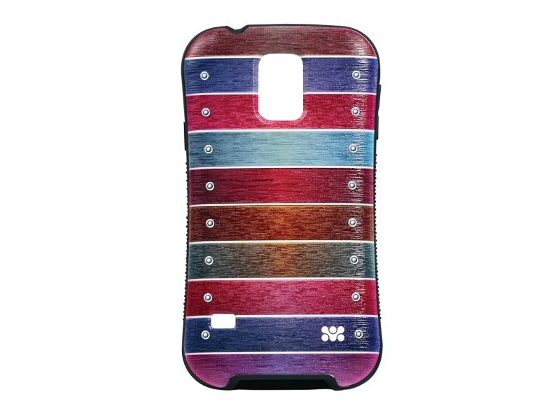 Чехол для мобильного телефона Promate SLAB-S5 (00006608) Pink