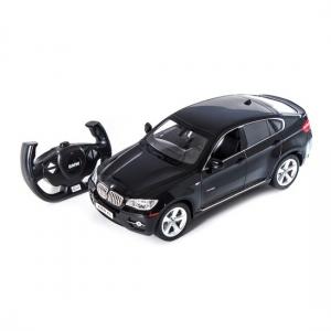 Радиоуправляемая игрушка Rastar Bmw X6 31400B Black