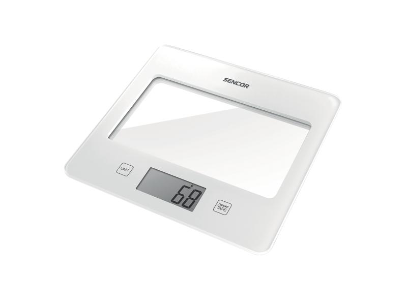 Весы Sencor SKS-5020 WH