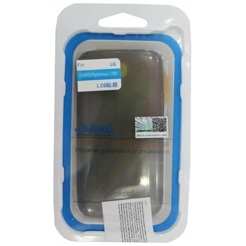 Чехол для мобильного телефона Jekod TPU Case Для LG L90 Grey