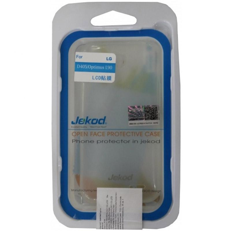 Чехол для мобильного телефона Jekod TPU Case Для LG L90 White