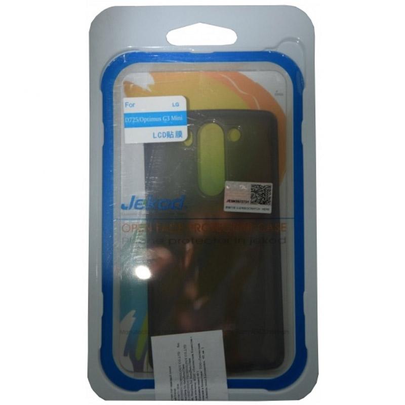 Чехол для мобильного телефона Jekod TPU Case Для LG G3 Mini White