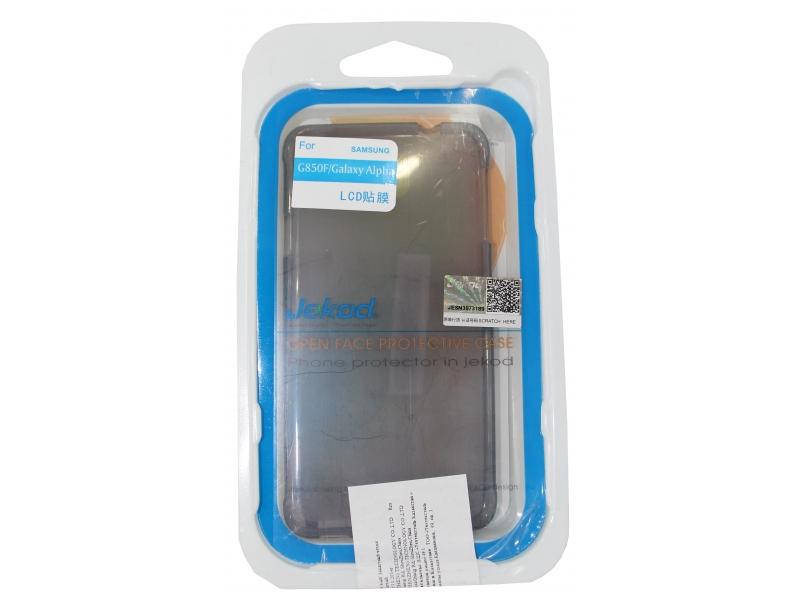 Чехол для мобильного телефона Jekod TPU Case Grey (Samsung Galaxy Alpha)