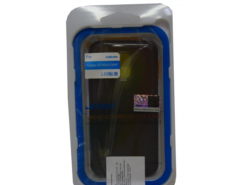 Чехол для мобильного телефона Jekod TPU Case Grey (Samsung Galaxy S5 Mini)