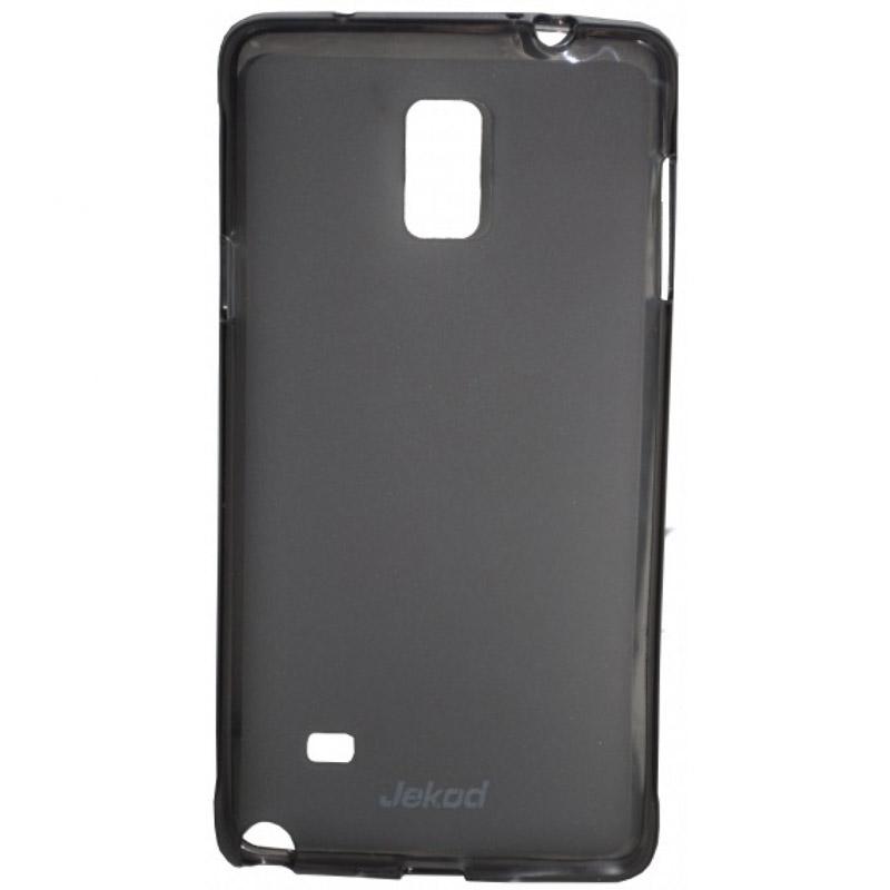Чехол для мобильного телефона Jekod TPU Case Для Samsung Galaxy Note 4 Grey