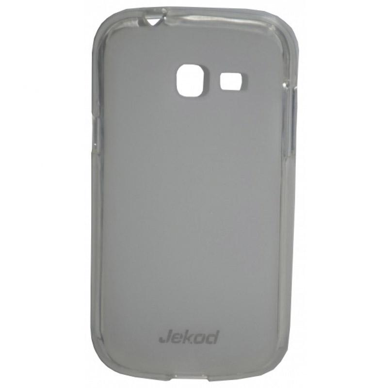 Чехол для мобильного телефона Jekod TPU Case Для Samsung Galaxy Trend White