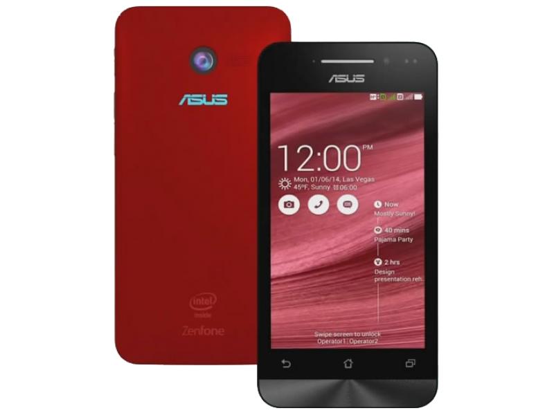 Смартфон Asus Zenfone 4 Red