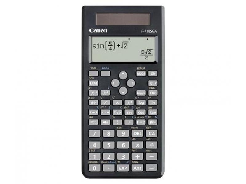 Калькулятор Canon F-718SGA Black