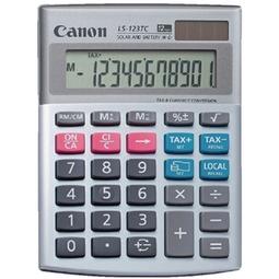 Калькулятор Canon LS-123TC