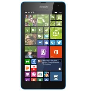 Смартфон Microsoft Lumia 535 Dual Sim Blue