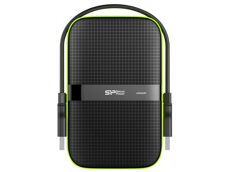 Внешний жесткий диск Silicon Power (SP500GBPHDA60S3K) Black