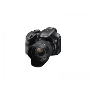 Цифровой фотоаппарат Sony Alpha 3500 ILCE-3500J Black