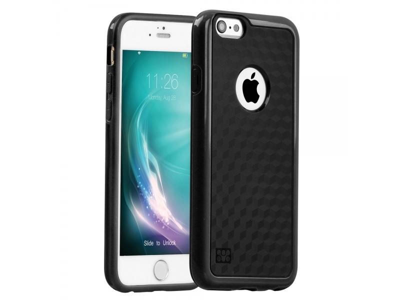 Чехол для мобильного телефона Promate TAGI-I6 (00007308) Black