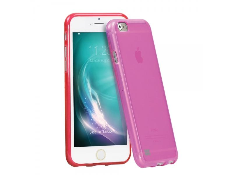 Чехол для мобильного телефона Promate AKTON-I6 (00007316) Red