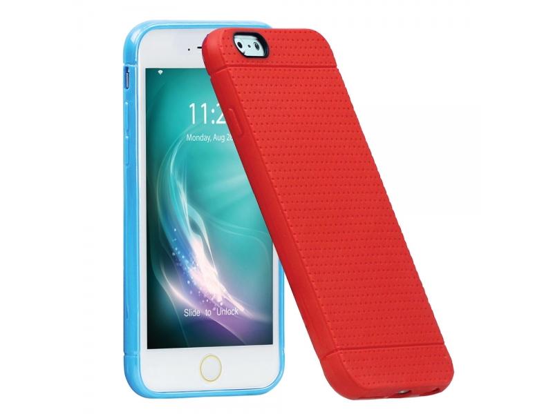Чехол для мобильного телефона Promate FLEXI-I6 (00007331) Red
