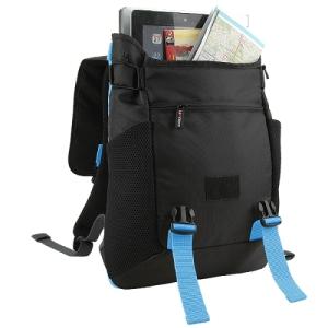 Сумка для ноутбука Crown BPH3315BBU Black/Blue