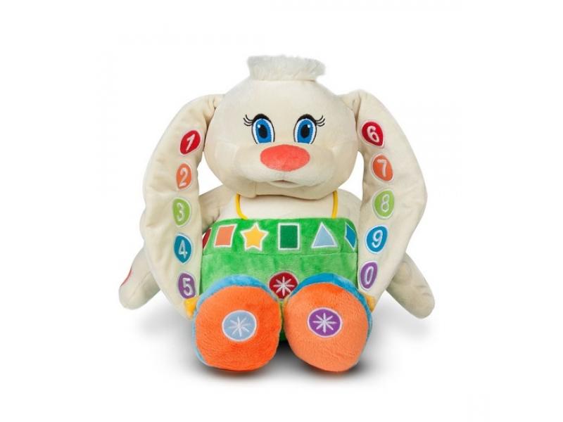 Интерактивная игрушка DreamMakers 55ZAZ01/M Зайка Знайка