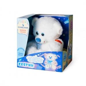 Интерактивная игрушка DreamMakers MFR01/M Мишка Светик
