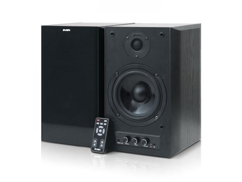 Звуковые колонки Sven Stream Mega R Black