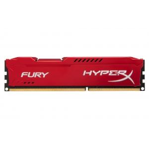 Оперативная память Kingston Hyperx Fury HX318C10FR/8 Red