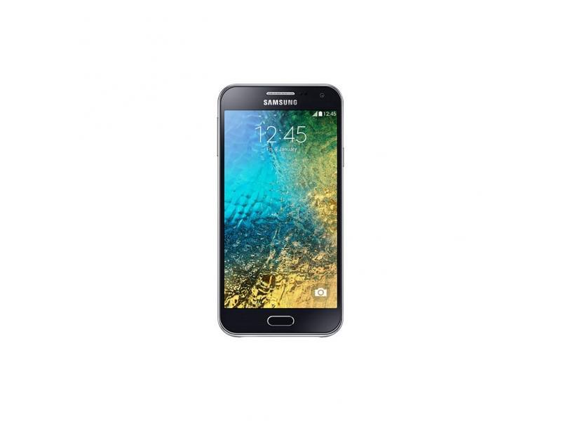 Смартфон Samsung Galaxy E5 Duos Lte (SM-E500FZKDSKZ) Black