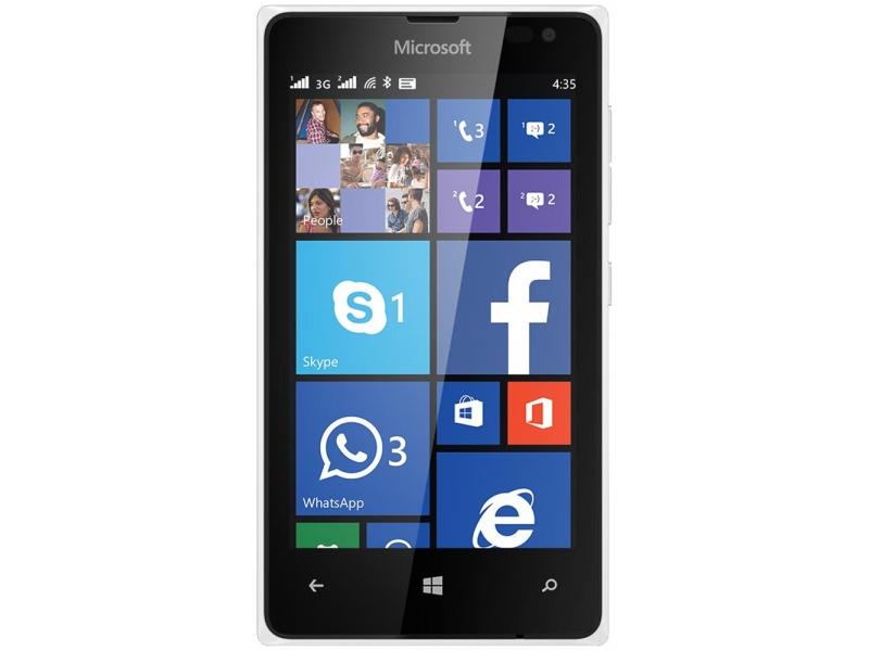 Смартфон Microsoft Lumia 435 Dual Sim White
