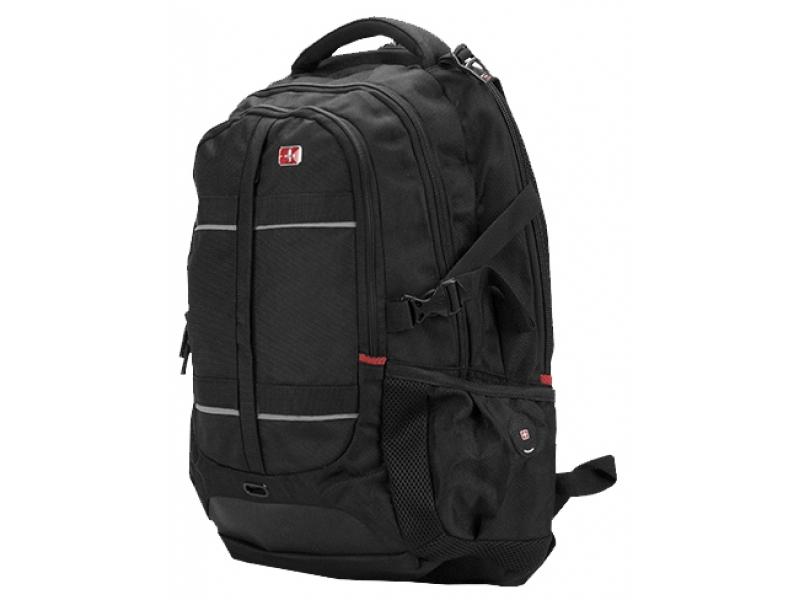 Сумка для ноутбука Continent BP-302BK Black