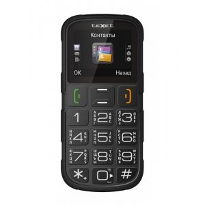 Мобильный телефон Texet TM-B113 Black