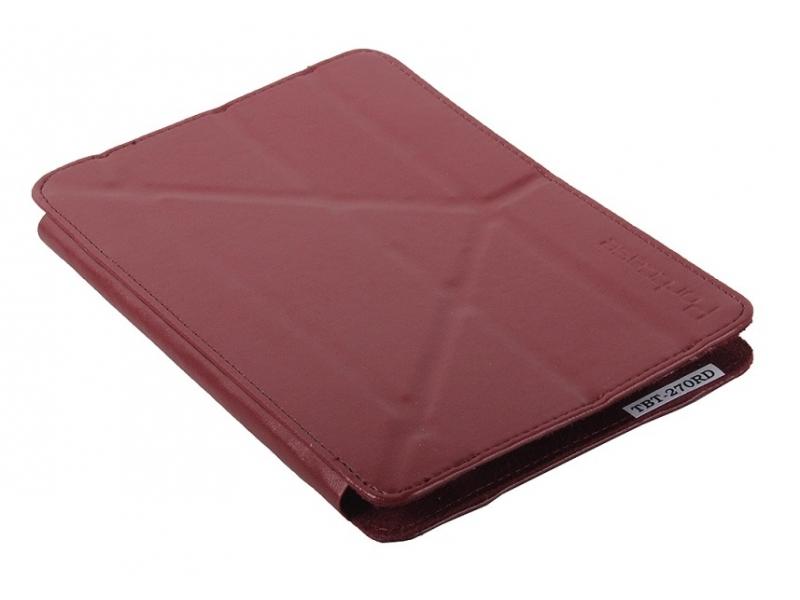 Чехол для планшета Portcase TBT-270RD Red