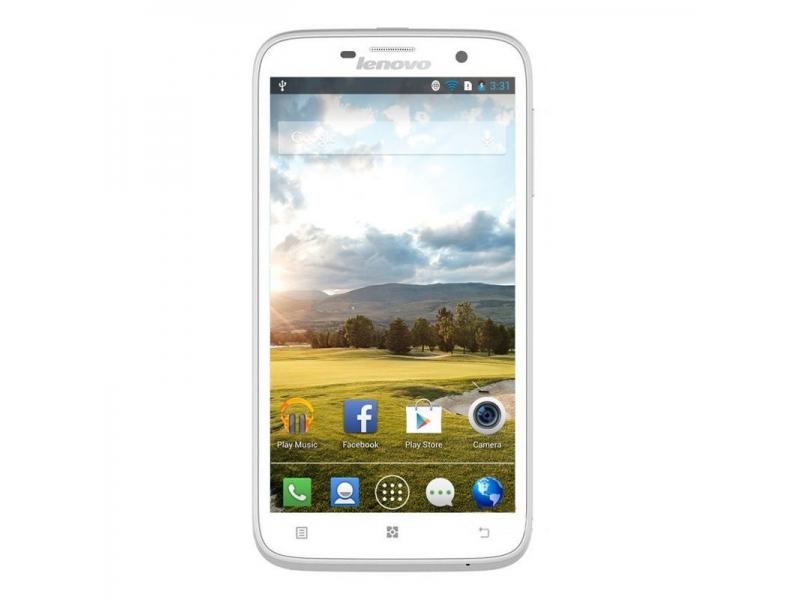 Смартфон Lenovo A850 White