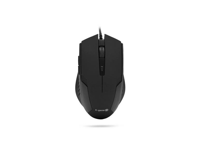 Мышь X-Game XM-200OUB