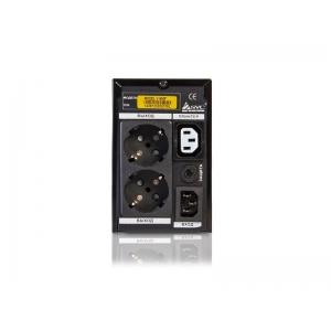 Источник бесперебойного питания Svc Ups V-650-F Black