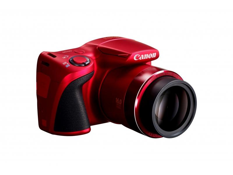 Цифровой фотоаппарат Canon Powershot SX400 IS Red