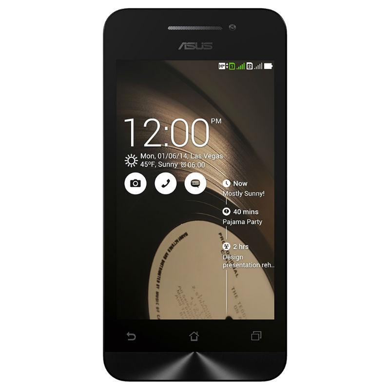 Смартфон Asus Zenfone 4 Black