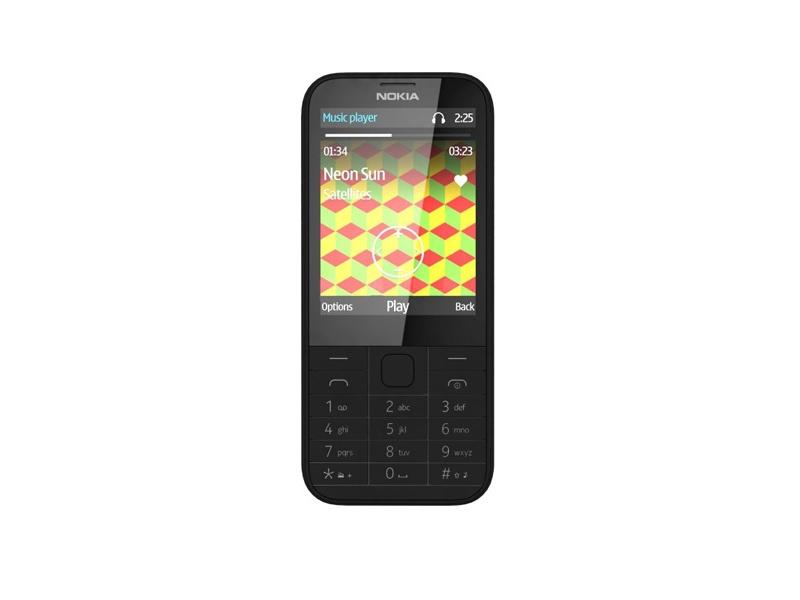 Мобильный телефон Nokia 225 Black