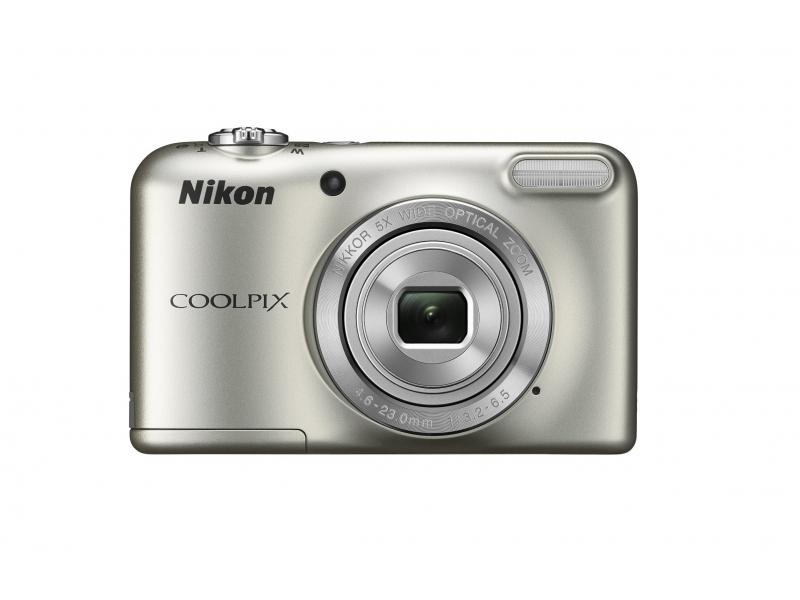 Цифровой фотоаппарат Nikon Coolpix L31 Silver