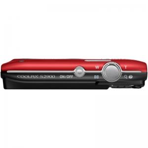 Цифровой фотоаппарат Nikon Coolpix S2900 Red