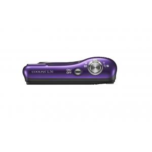 Цифровой фотоаппарат Nikon Coolpix L31 Purple