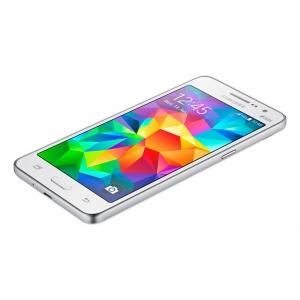 Смартфон Samsung Galaxy Grand Prime Duos (SM-G530HZWVSKZ) White