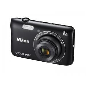 Цифровой фотоаппарат Nikon Coolpix S3700 Black