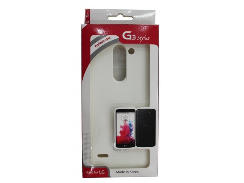 Чехол для мобильного телефона Lg G3 Stylus (D690) White