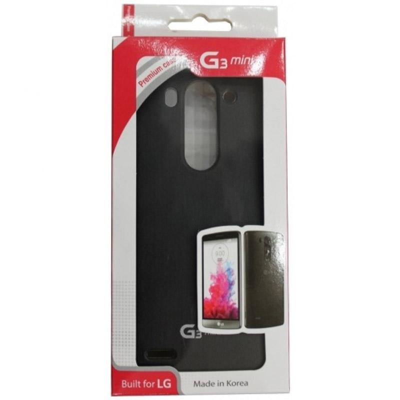 Чехол для мобильного телефона LG G3 Mini D724 Black